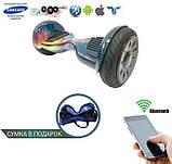 Гироскутер Samsung АКБ 10.5 Синий, фото 8