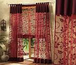 Советы: как стирать шторы