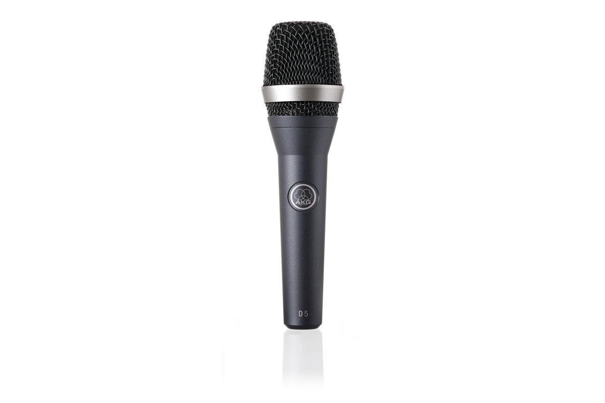 Ручний динамічний мікрофон вокальний AKG D5