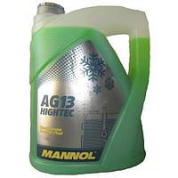 Антифриз Mannol Antifreeze AG13 -40 ˚C зеленый 5 л