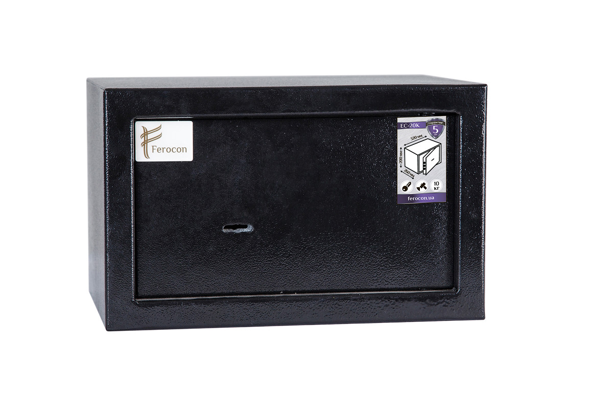 Мебельный сейф Ferocon ЕС-20К.9005