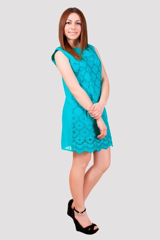 Купить Женское Платье Из Хлопка