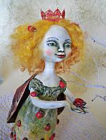 Кукла Повелительница Божьих коровок