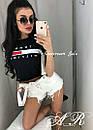 Комбинезон джинсовый шортами, фото 5