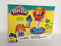 """Игровой набор Пластилин для лепки Play-Doh """"Сумасшедшие прически/Парикмахер"""""""