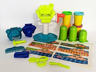 """Игровой набор Пластилин для лепки Play-Doh """"Сумасшедшие прически/Парикмахер"""" , фото 2"""