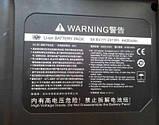 Акумулятор Ninebot Mini/PRO 54V 4400mAh зарядка 3 піна, фото 2