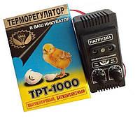 Электронный терморегулятор для инкубатора ТРТ-1000