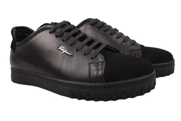 Туфли комфорт Vadrus натуральная кожа, цвет черный
