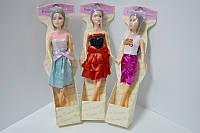 Кукла 7 Toys JJ8583-2 29,5 см, меняет цвет волос, в коробке, 3 вида.