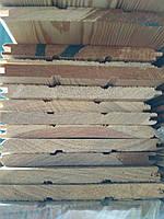 Вагонка деревянная Лиственница 14х165х3000 Сорт АВ