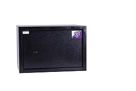 Мебельный сейф ЕС-30К.9005
