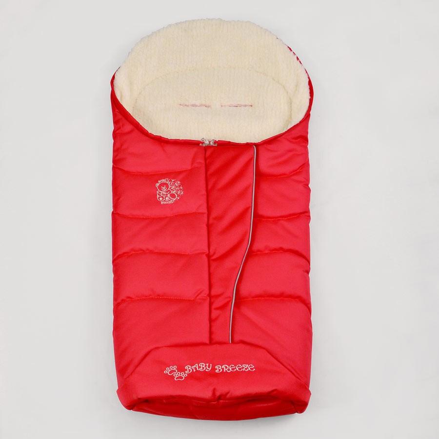 Зимний конверт Baby Breeze 0324 (красный)