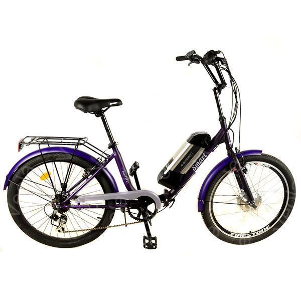 Электровелосипед SMART24-XF04/900 Люкс 300W/36V (литиевый аккумулятор 36V)