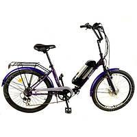 Электровелосипед SMART24-XF04/900 Люкс 300W/36V (литиевый аккумулятор 36V), фото 1