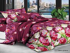 Евро-макси набор постельного белья 240*220 из Полиэстера №85914 KRISPOL™