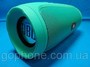 Беспроводный динамик JBL Charge 4 Green, фото 2