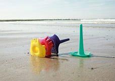TRIPLET. Игрушка 4 в 1 для песка, снега и воды (цвет зеленый) QUUT, фото 3