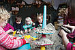 TRIPLET. Игрушка 4 в 1 для песка, снега и воды (цвет зеленый) QUUT, фото 2