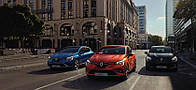 Абсолютно новый Renault Clio