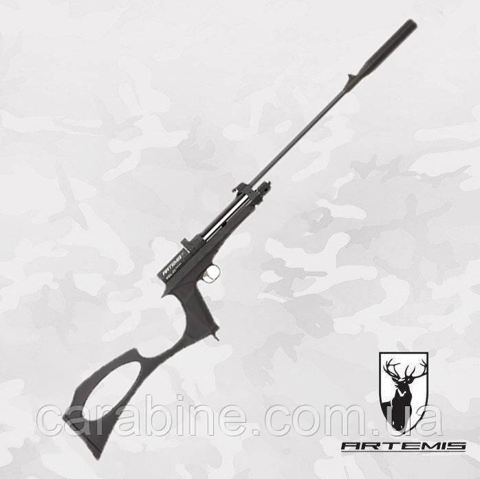 Газобаллонная винтовка Artemis CP2 Black