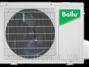 Кондиционер Ballu BSPI-10HN1/BL/EU Black, фото 2
