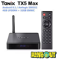 Tanix TX5 Max TV Box Amlogic S905x2, 4Gb+32Gb