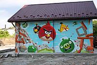 Мурал-арт Киев