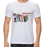 Футболки Футурама Futurama