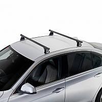 Багажник на крышу для SUBARU Субару Legacy 5d wagon (03->09) (2 стальн попереч)