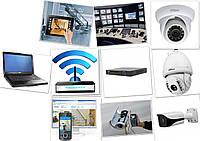 Програмирование систем видеонаблюдения