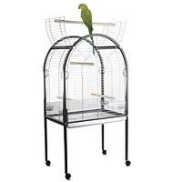 """Клетка пластик для крупных попугаев """"AMANDA"""" (85х54*155 см) Imac™"""