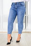 """Женские джинсы больших размеров """" Стрейч """" SK House, фото 1"""