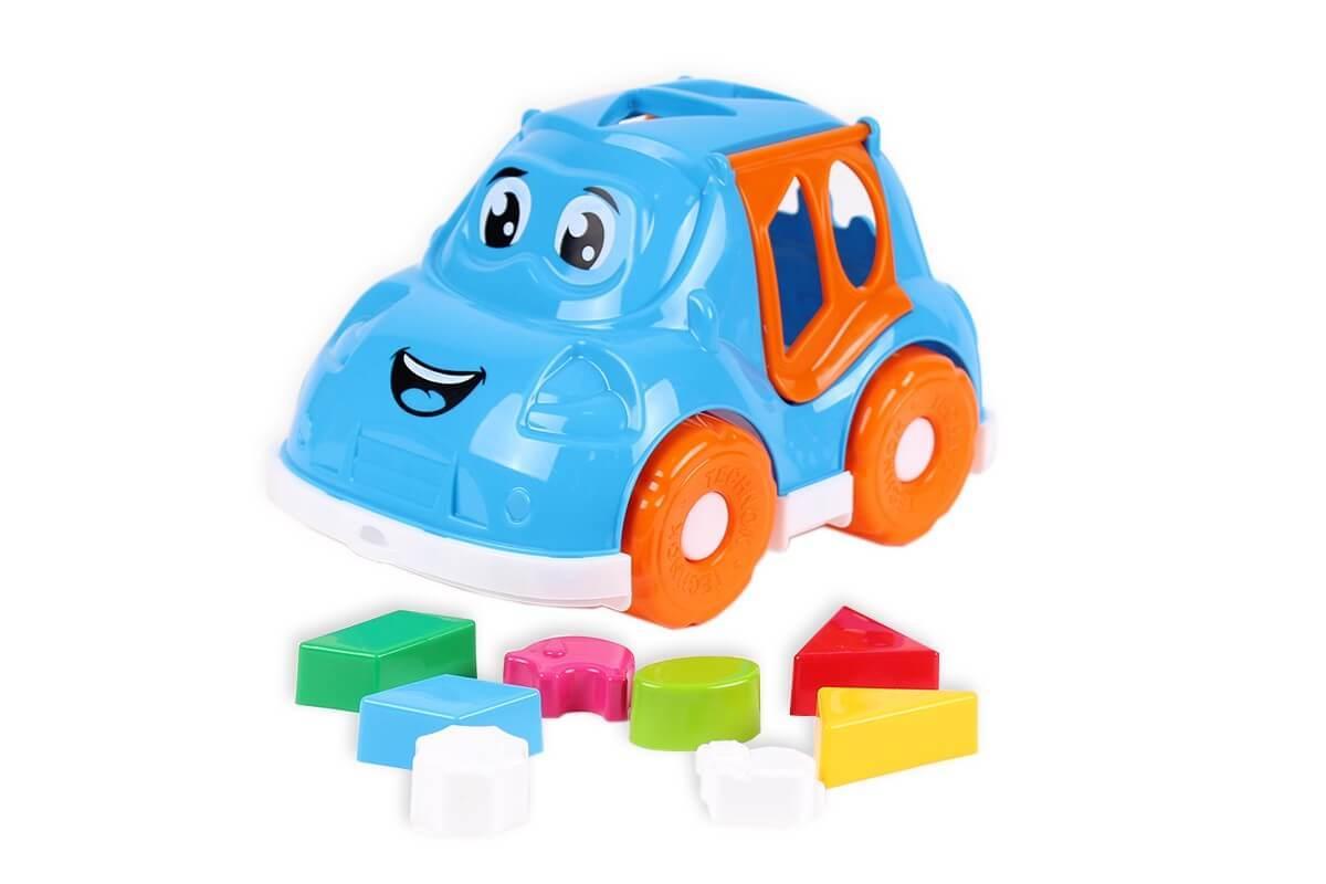 """*Транспортна іграшка """"Автомобиль ТехноК"""""""