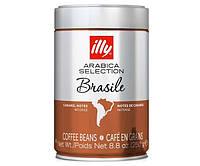 Кофе ILLY Monoarabica Бразилия в зернах 250 г