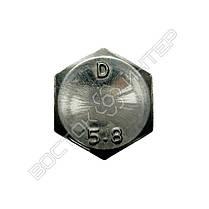 Болты М20 класс прочности 5.8 ГОСТ 7805-70, DIN 931, DIN 933, фото 3