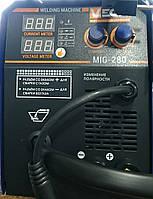Зварювальний напівавтомат VEGA MIG-280A (+MMA)