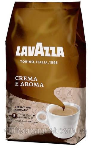 Кофе в зернах Lavazza Crema e Aroma (Польша) 1 кг