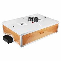 Инкубатор автоматический переворот + вентилятор Курочка Ряба :120 яиц