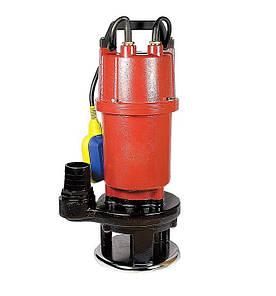 Фекальный Насос с Режущим Механизмом Optima WQ15-15QG 1.5 кВт Оптима