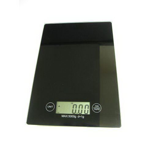 Портативные электронные весы 1912 (5 кг/1г) весы кухонные ЖК дисплей