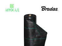 Агротканина чорна, UV, 70 гр/м², розмір 0,4 х 100м