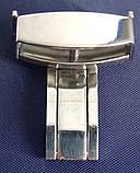 Клипса к ремешку S20-22 мм серебро, фото 3