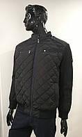 Куртка демисезонная мужская Oscar Fur 01 Темно-Синий, фото 1