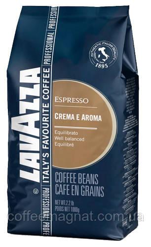 Кофе в зернах Lavazza Crema Aroma Espresso 1 кг