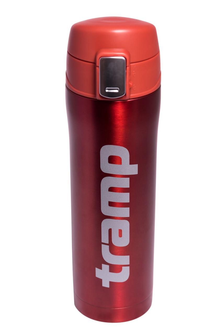 Термос 0,45 л, червоний металік Tramp TRC-107-red