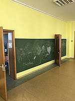 Меловая плёнка Melmark Econom самоклеющаяся Зелёная 1,2 м ширина/пог.м.