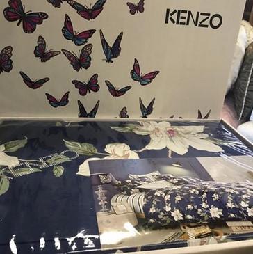 Комплект постільної білизни Kenzo