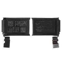 Батарея (акб, аккумулятор) A1578 для Apple Watch 38mm, Li-Polymer, 3,8 B, 205 мАч, оригинал