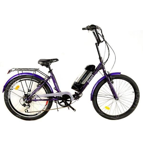 Электровелосипед SMART24-XF06/900 Люкс 300W/36V (литиевый аккумулятор 36V)